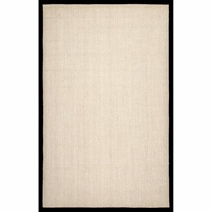 Compare & Buy Garan Ivory/Black Area Rug By Highland Dunes