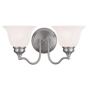 Charlton Home Cicco 2-Light Vanity Light