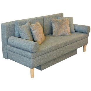 Odo 3 Seater Sofa Bed By Happy Barok