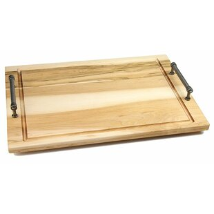 Ambrosia Maple Wood Cutting Board