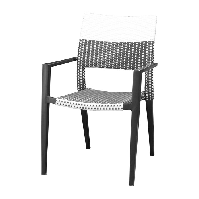 Surprising Chloe Stacking Patio Dining Chair Caraccident5 Cool Chair Designs And Ideas Caraccident5Info