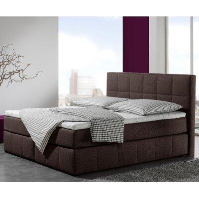 Boxspringbett Canda Gambier | Schlafzimmer > Betten | Home Loft Concept