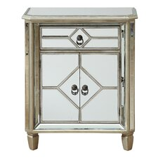 Marylhurst 1 Drawer and 2 Door Accent Cabinet by Willa Arlo Interiors
