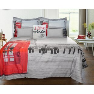Lauren Taylor London Reversible Comforter Set