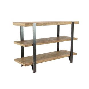 Allman Modern 2-Tiered Rectangular Console Table By Foundry Select
