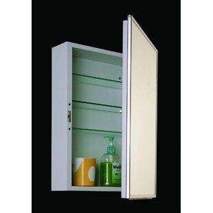 Schloss 16 x 22 Surface Mount Medicine Cabinet by Winston Porter