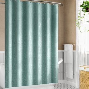 Inexpensive Malone Shower Curtain ByThree Posts