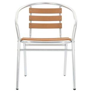 Deals Price Berryhill Stacking Garden Chair (Set Of 4)