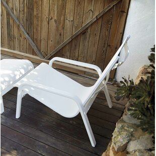 Stack High Back Patio Chair