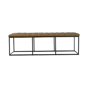 Thrapst Faux Leather Bench by ..