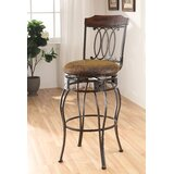 Varley Swivel 29 Bar Stool (Set of 2) by Fleur De Lis Living
