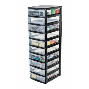 10 Drawer Filing Cabinet By IRIS