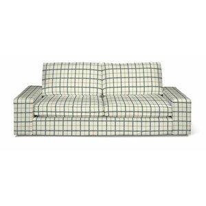3-Sitzer Einzelsofa-Bezug Avinon von Dekoria