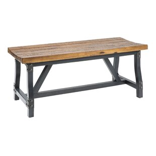 Caseareo Wood Bench by Trent Austin Design