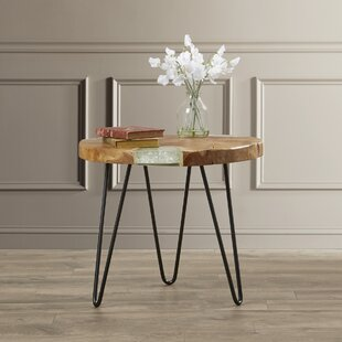 Compare & Buy Aramingo End Table By Mercury Row