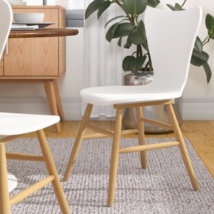 Coleman Wood Dining Chair by Brayden Studio Cheap