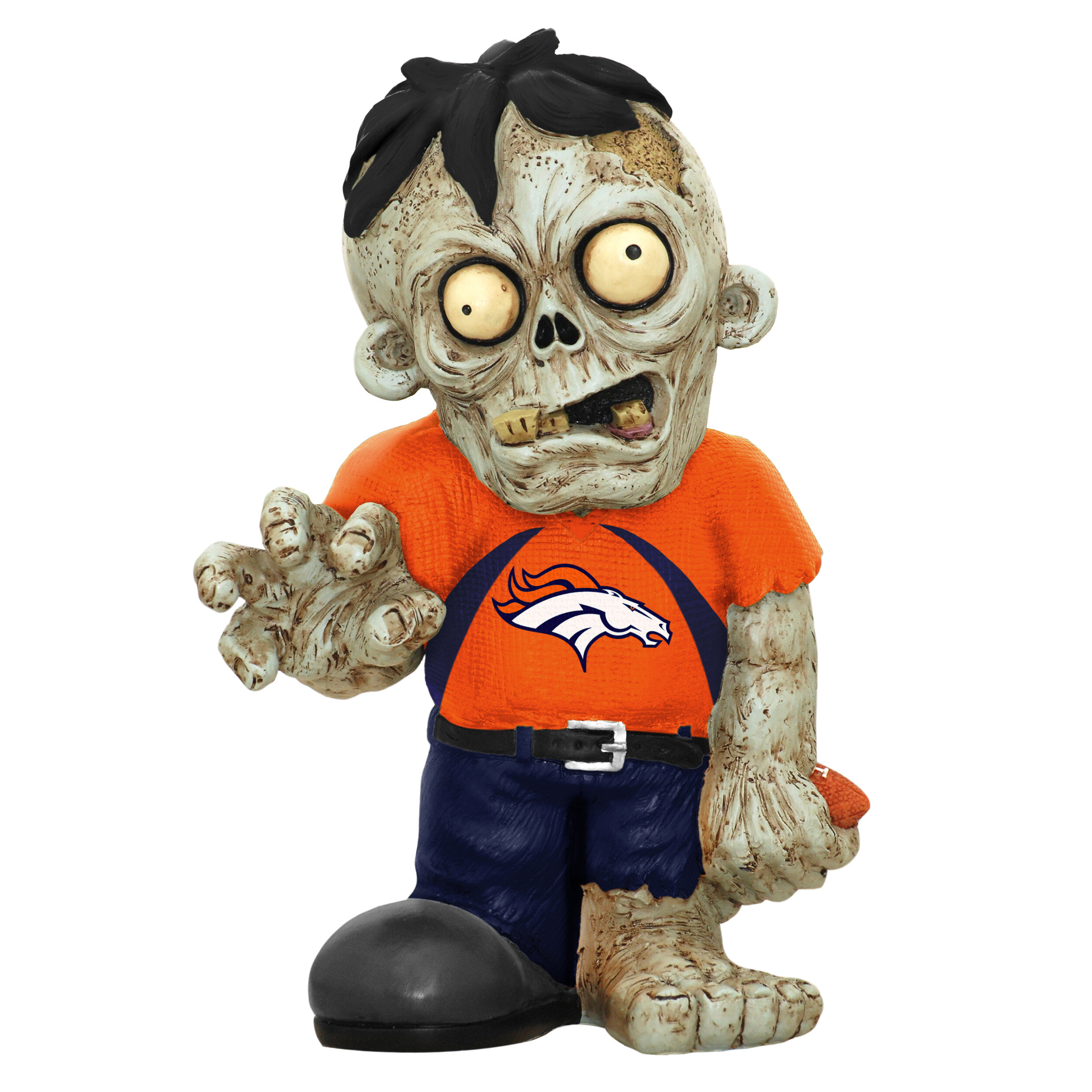forever collectibles nfl zombie figurine statue   reviews