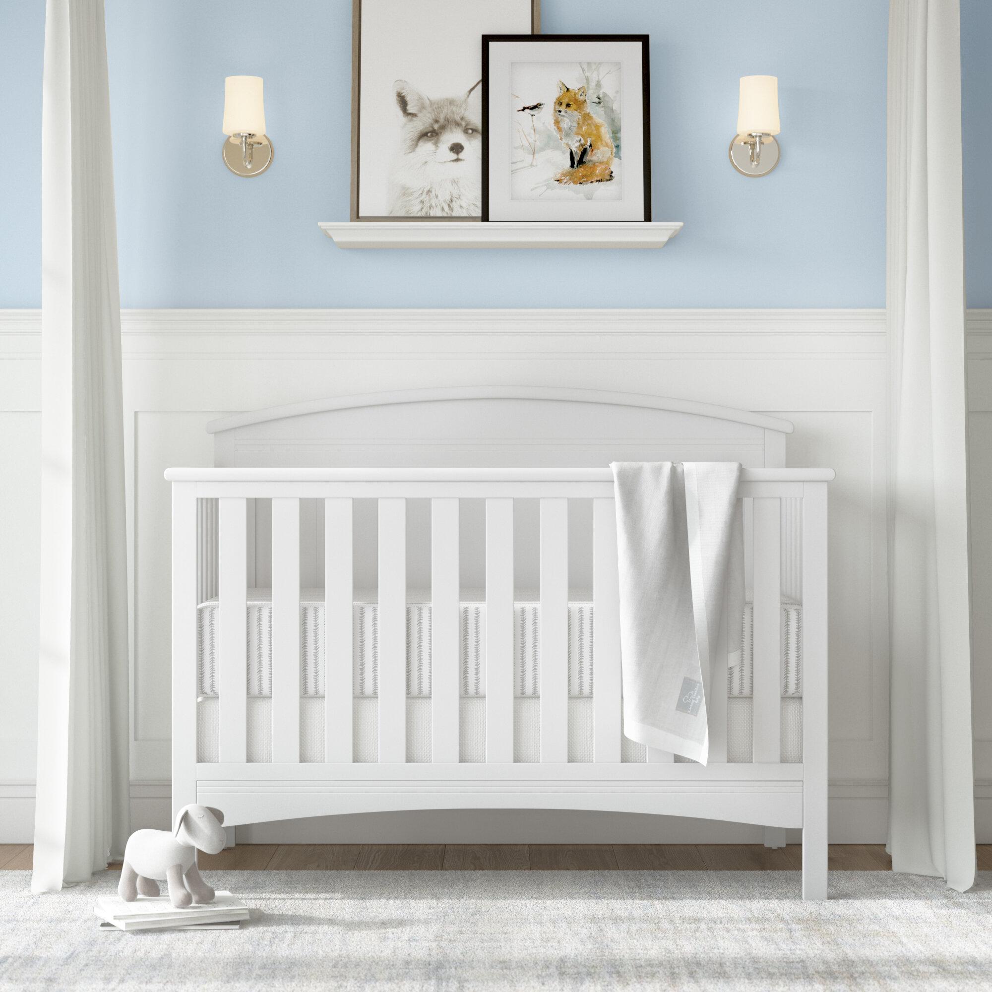 Wayfair   Modern & Contemporary White Cribs You'll Love in 21