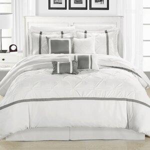 Charissa Glam 12 Piece Comforter Set