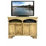 South Perth Solid Wood TV Stand for TVs up to 65 by August Grove®