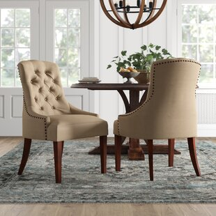 Bridgette Upholstered Arm Chair