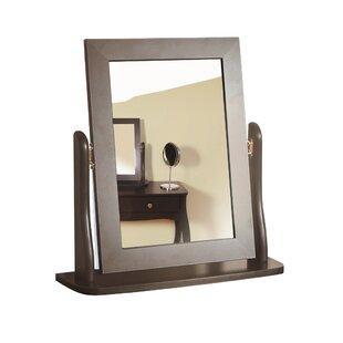 Marysville Rectangular Dresser Mirror By Rosalind Wheeler