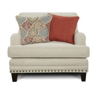 Everman Chair and a Half by Darby Home Co