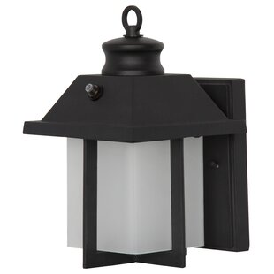 Braud Outdoor Wall Lantern by Charlton Home
