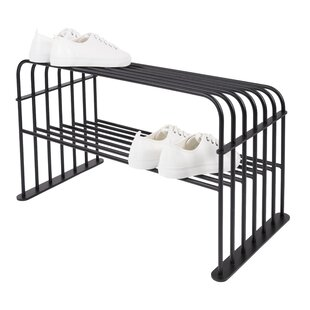 7 Pair Shoe Rack By 17 Stories