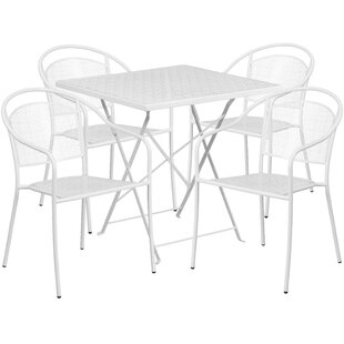 White Patio Dining Sets Youu0027ll Love