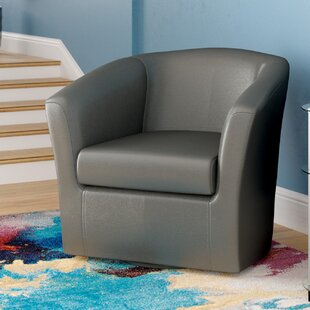 Agee Swivel Barrel Chair