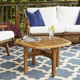 Berube Solid Wood Coffee Table