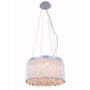 House of Hampton Downes 10-Light Pendant
