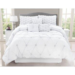 Willa Arlo Interiors Siya 7 Piece Comforter Set