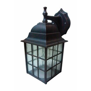 Breakwater Bay Nazario LED Outdoor Wall Lantern