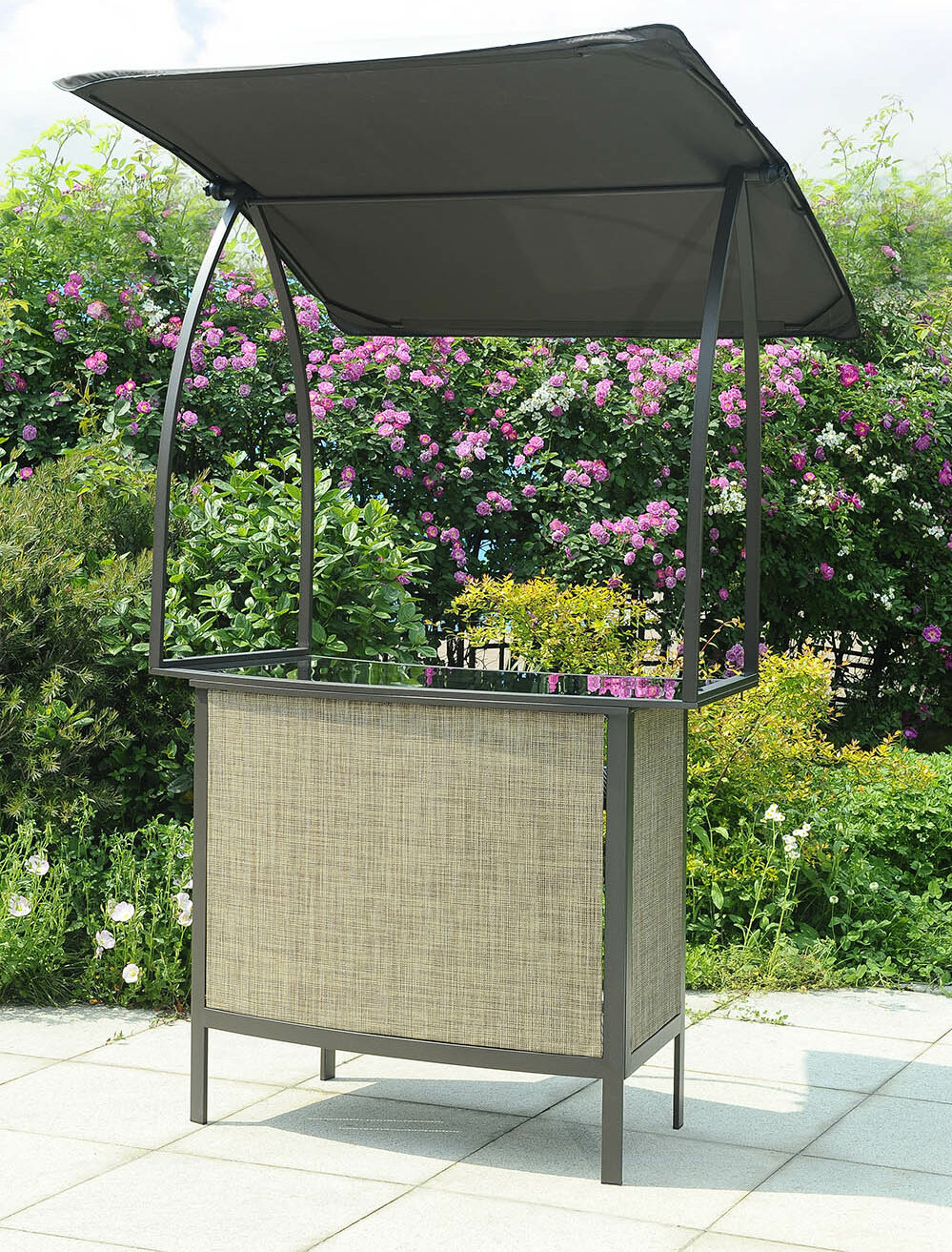 Sunjoy Replacement Canopy For 8u0027 W X 8u0027 D Adjustable Shade Pergola | Wayfair
