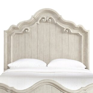 Best Reviews Leah Panel Headboard by One Allium Way