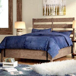 Loon Peak Crane Panel Bed