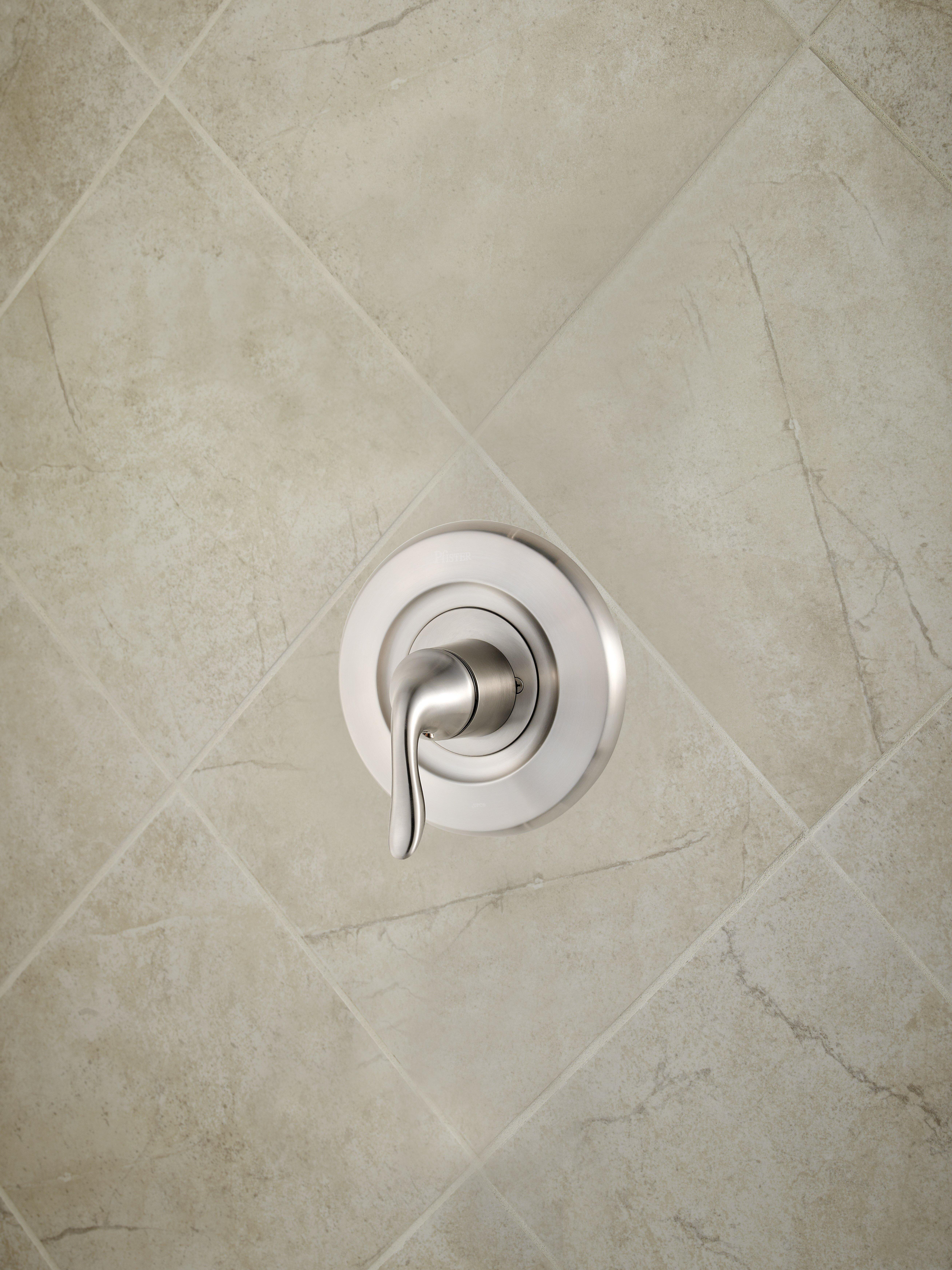Universal Trim Single Handle Tub Shower Valve Only Trim