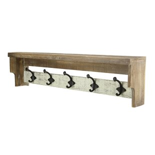 Nicola Wall Mounted Coat Rack