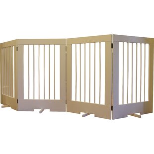 4 Panel Tall Pet Gate by Cardinal Gates
