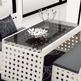South Glass Dining Table by 100 Essentials
