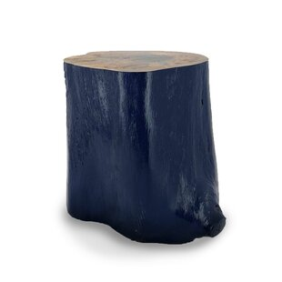 Upson Wood Stool By Alpen Home