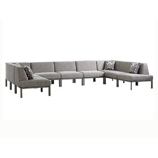 Del Mar Sectional Collection By Tommy Bahama Home