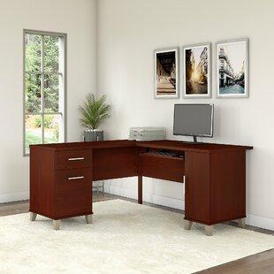 Kirchoff L-Shape Executive desk