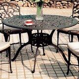 Fairmont Aluminum Dining Table