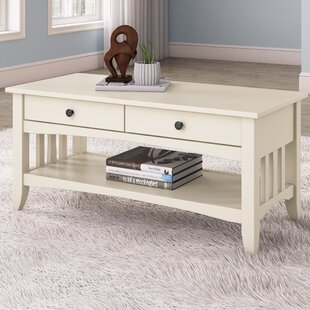 Hornung Coffee Table with Storage