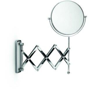 Alcott Hill Huneycutt Double-Sided Extendable Makeup/Shaving Mirror