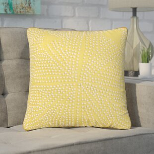 Faulks Passion Cotton Throw Pillow