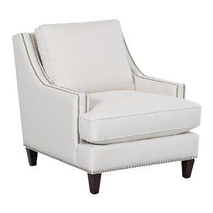 Wayfair Custom Upholstery? Paige Armchair